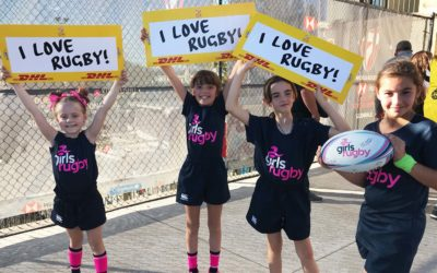 Girls Rugby Featured at HSBC 7s Series Opener in Glendale, CO