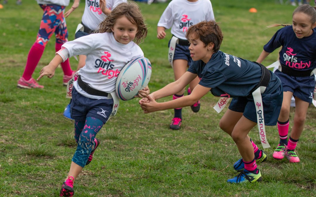 Girls Play Rugby Too! Girls Rugby Pennsylvania Partners with Joy of Sports Foundation